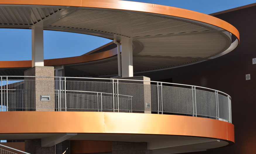 Beau Coda Architectural Railing Infill